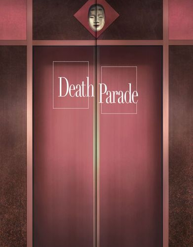 Death Parade: The Complete Series [Blu-ray/DVD] [4 Discs] 5623217