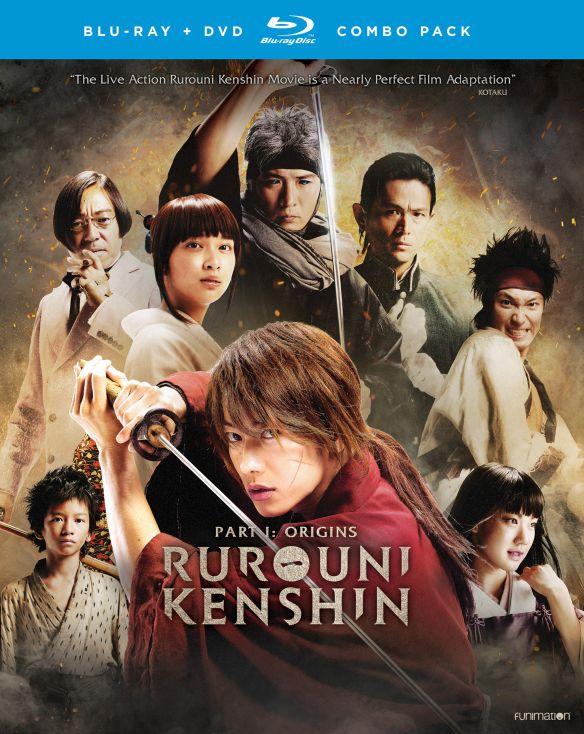 Rurouni Kenshin: Part II - Kyoto Inferno [Blu-ray] [2014] 5623218