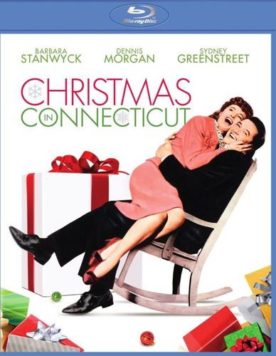 Christmas in Connecticut [Blu-ray] [1945] 5623220