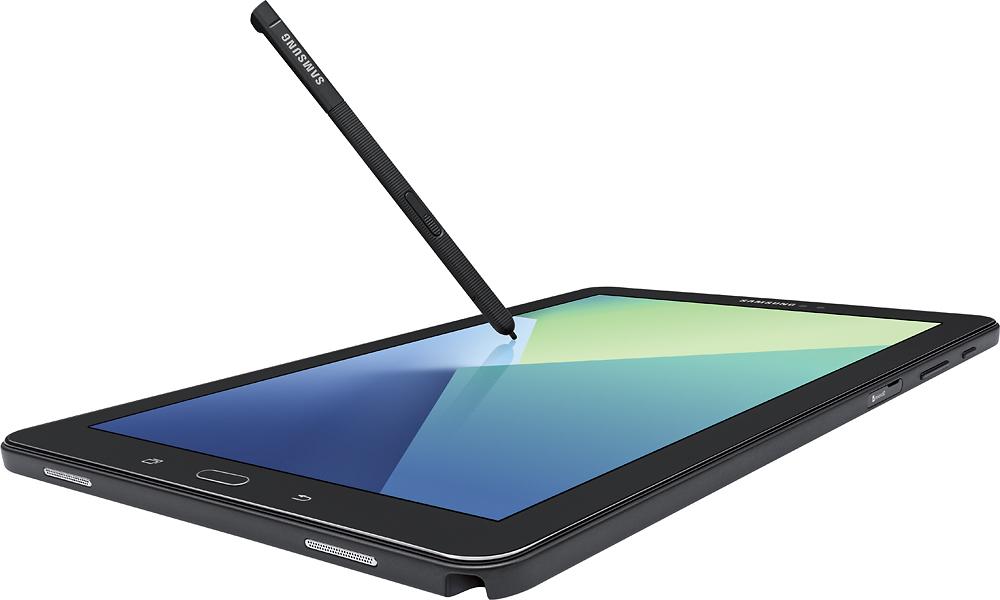 "Samsung Galaxy Tab A (2016) 10.1"" 16GB with S Pen Black SM-P580NZKAXAR"