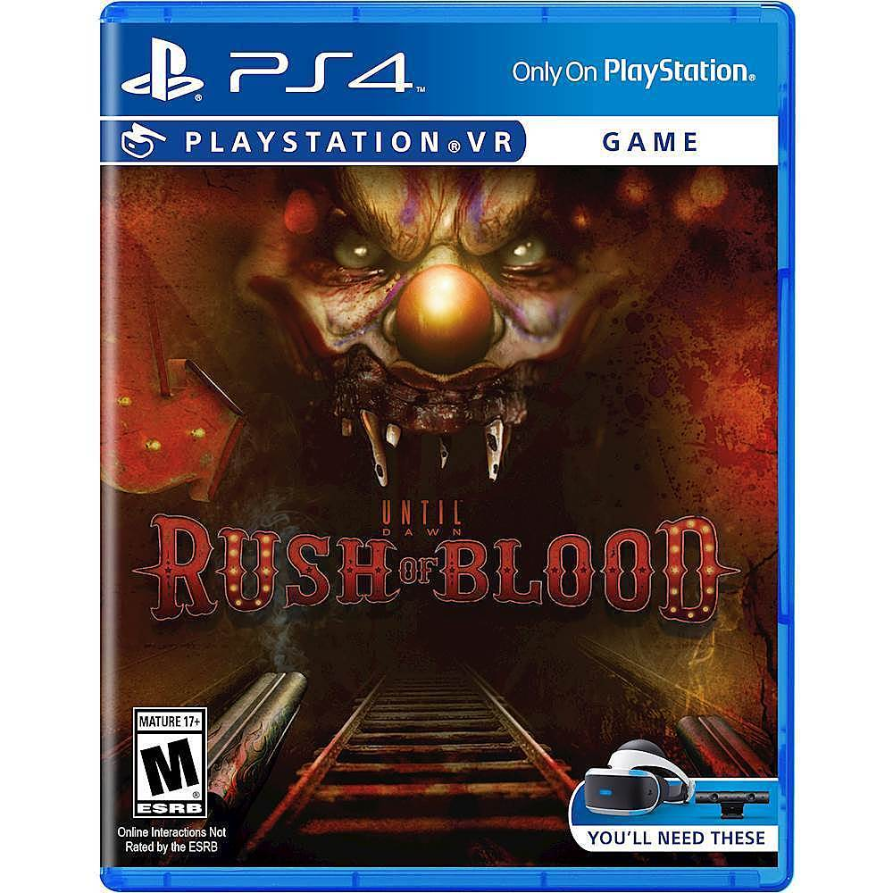 Until Dawn: Rush of Blood Other|PlayStation 4 3001641
