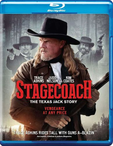 Stagecoach: The Texas Jack Story [Blu-ray] [2016] 5623605