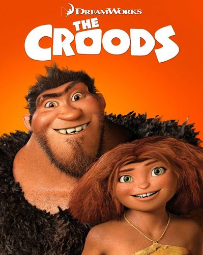The Croods [Blu-ray] [2013] 5624347
