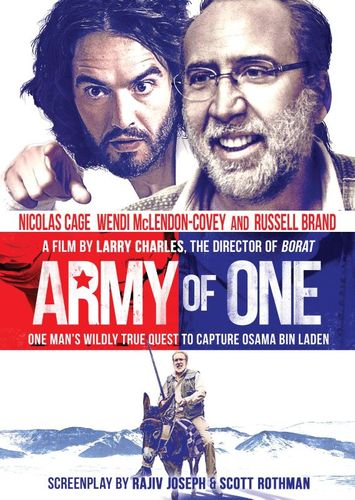 Army of One [DVD] [2016] 5624364
