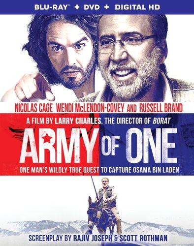 Army of One [Blu-ray/DVD] [2016] 5624387