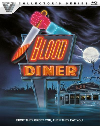 Blood Diner [Blu-ray] [1987] 5624403