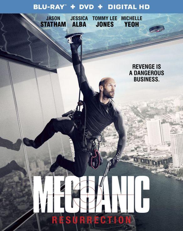 Mechanic: Resurrection [Blu-ray] [2 Discs] [2016] 5624464