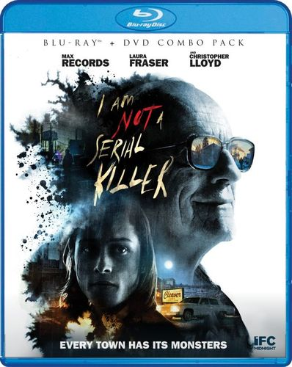 I Am Not a Serial Killer [Blu-ray] [2016] 5624759
