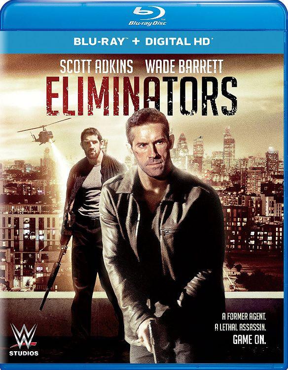 Eliminators [Includes Digital Copy] [UltraViolet] [Blu-ray] [2016] 5624761