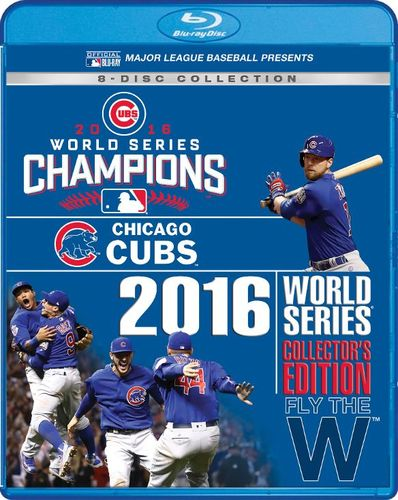 2016 World Series Champions: The Chicago Cubs [Blu-ray/DVD] [2016] 5624762