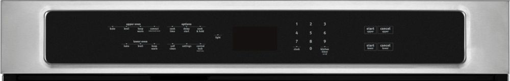 Maytag 27 Built In Double Electric Convection Wall Oven Fingerprint Resistant Stainless Steel At Pacific S