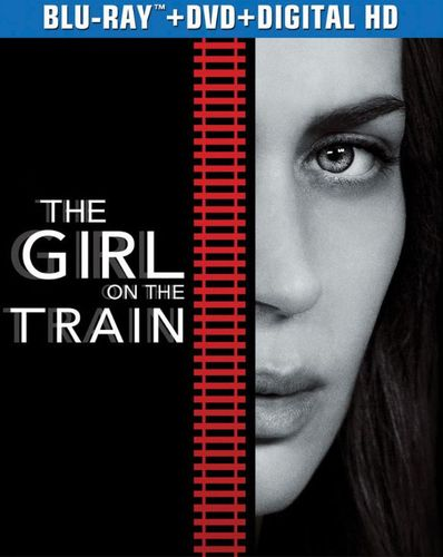 The Girl on the Train [Includes Digital Copy] [Blu-ray/DVD] [2016] 5632700