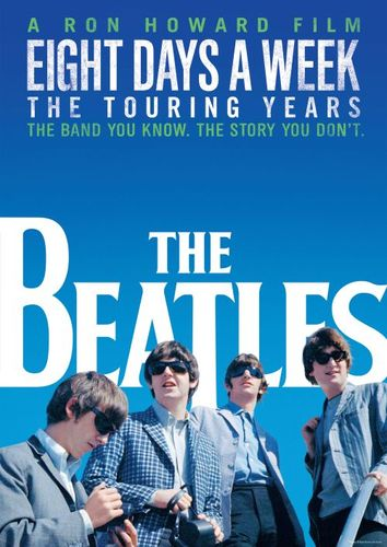 Eight Days a Week: The Touring Years [Documentary] [Blu-Ray Disc] 5632905