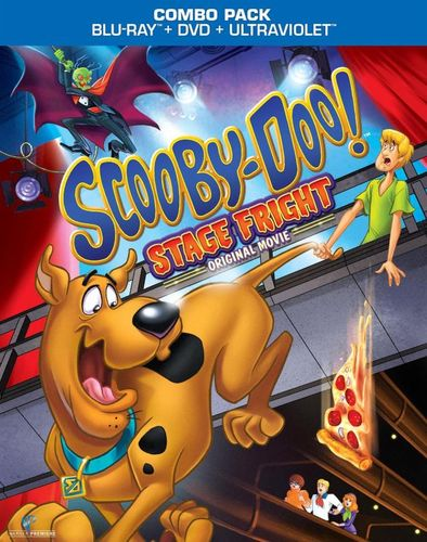 Scooby-Doo!: Stage Fright [2 Discs] [Includes Digital Copy] [UltraViolet] [Blu-ray/DVD] [2013] 5639012