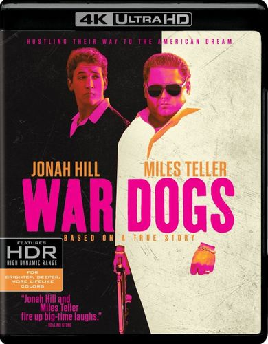 War Dogs [4K Ultra HD Blu-ray/Blu-ray] [2016] 5639303