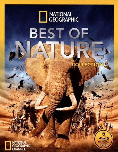 National Geographic: Best of Nature Collection [6 Discs] [Blu-ray] 5641300