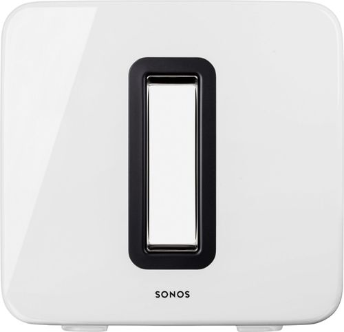 Sonos - SUB Wireless Subwoofer - White