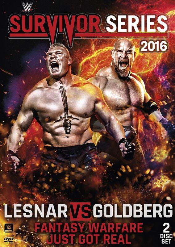 WWE: Survivor Series 2016 [DVD] 5644303