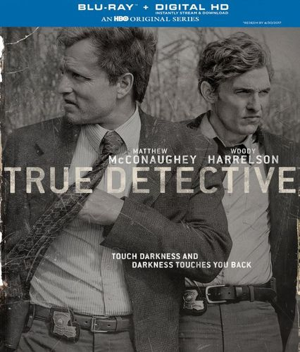 True Detective: The Complete First Season [3 Discs] [Includes Digital Copy] [Blu-ray] 5650033