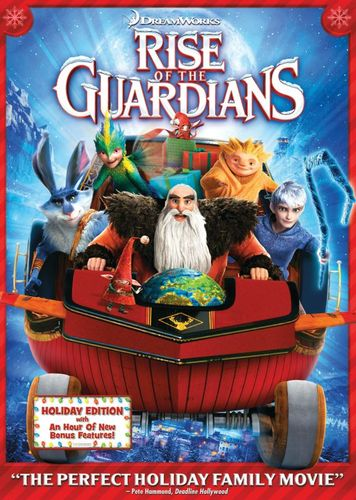 Rise of the Guardians [DVD] [2012] 5650400