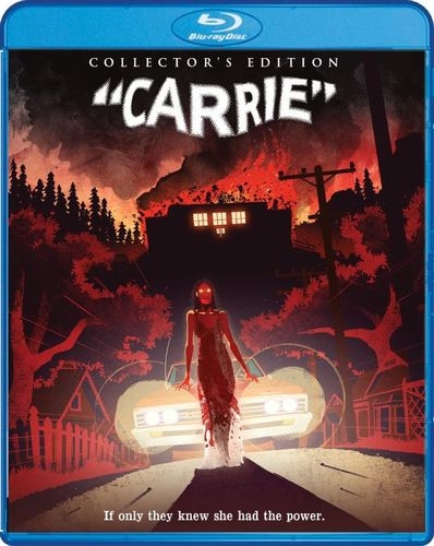 Carrie [Collector's Edition] [Blu-ray] [2 Discs] [1976] 5651700