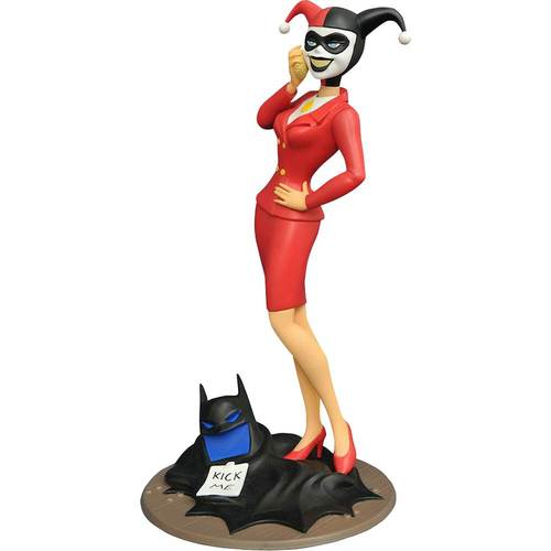 Diamond Select Toys - Batman: The Animated Series: DC Gallery Lawyer Harley Quinn 5653515