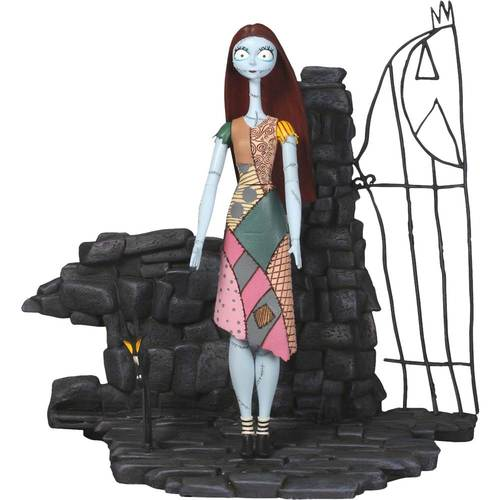 Diamond Select Toys - Nightmare Before Christmas: Select Series Sally 5653537