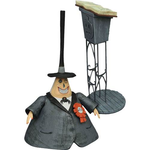 Diamond Select Toys - Nightmare Before Chirstmas: Select Series 2 Mayor 5653553