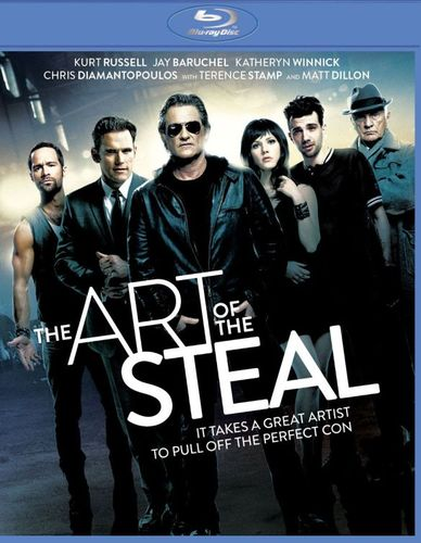 The Art of the Steal [Blu-ray] [2013] 5654011
