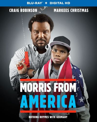Morris from America [Blu-ray] [2016] 5655500