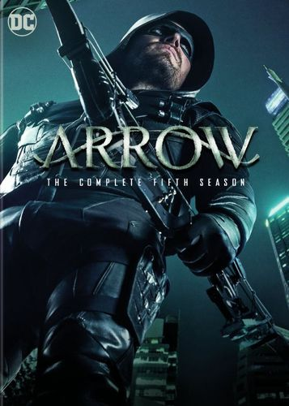 Arrow: The Complete Fifth Season [DVD] 5655509