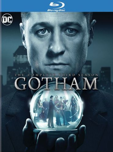 Gotham: The Complete Third Season [Blu-ray] 5655513
