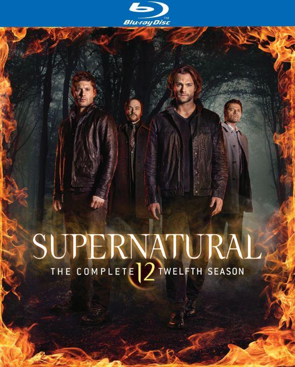 Supernatural: The Complete Twelfth Season [Blu-ray] 5655514