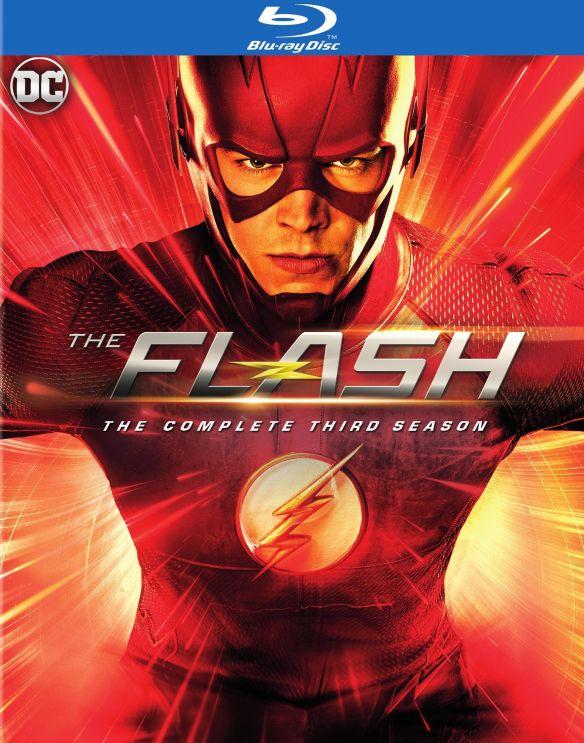 The Flash: The Complete Third Season [Blu-ray] 5655517