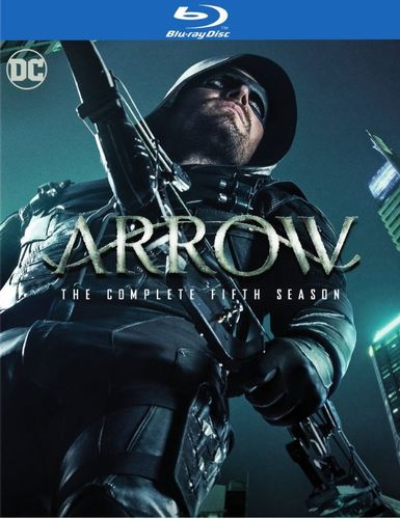 Arrow: The Complete Fifth Season [Blu-ray] 5655518