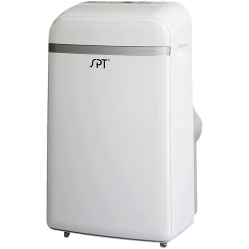 SPT - 550.0 Sq. Ft. Portable Air Conditioner - White 5655522