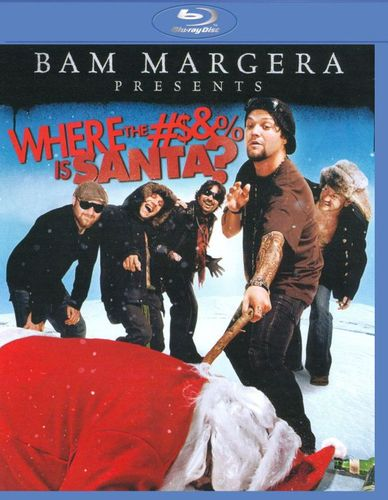 Bam Margera Presents: Where the #$% is Santa? [WS] [Blu-ray] [2008] 5655603