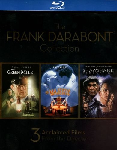 The Frank Darabont Collection [4 Discs] [Blu-ray] 5655616