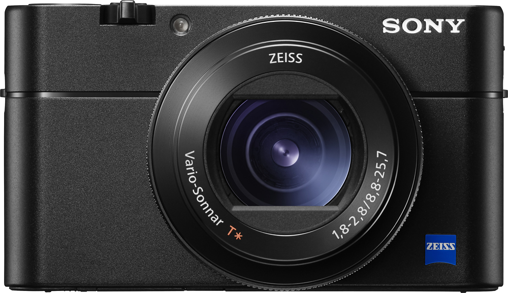 Sony DSCRX100M5 Cyber-shot V 21.0-Megapixel Digital Camera