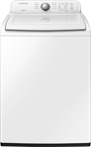 Samsung 4.0 cu. ft. Top Load Washer in White