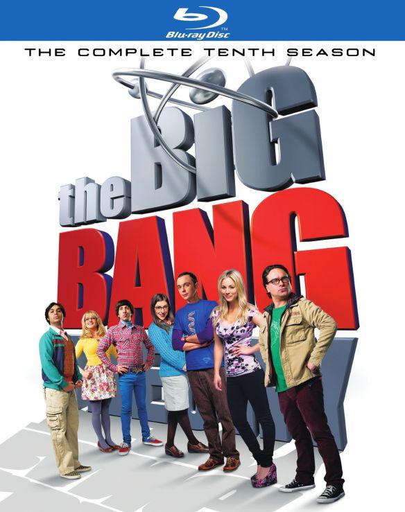 Big Bang Theory: The Complete Tenth Season [Blu-ray] 5656007