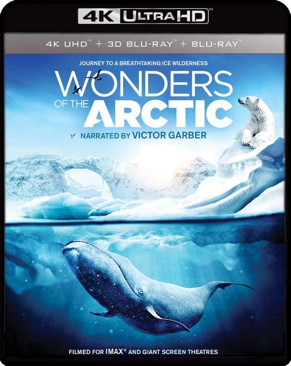 IMAX: Wonders of the Arctic [3D] [4K Ultra HD Blu-ray/Blu-ray] [4K Ultra HD Blu-ray/Blu-ray/Blu-ray 3D] [2014] 5657002