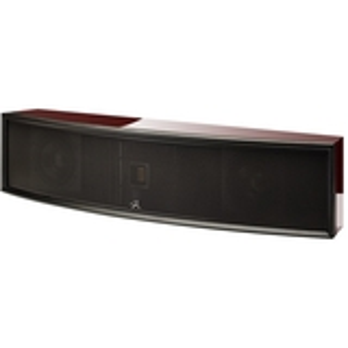 "MartinLogan Focus Dual 6-1/2"" Passive 3-Way Center-Channel Speaker Cordoba red FOC18CRD"
