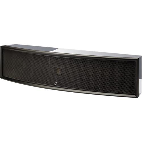 "MartinLogan Focus Dual 6-1/2"" Passive 3-Way Center-Channel Speaker Arctic silver FOC18ASD"