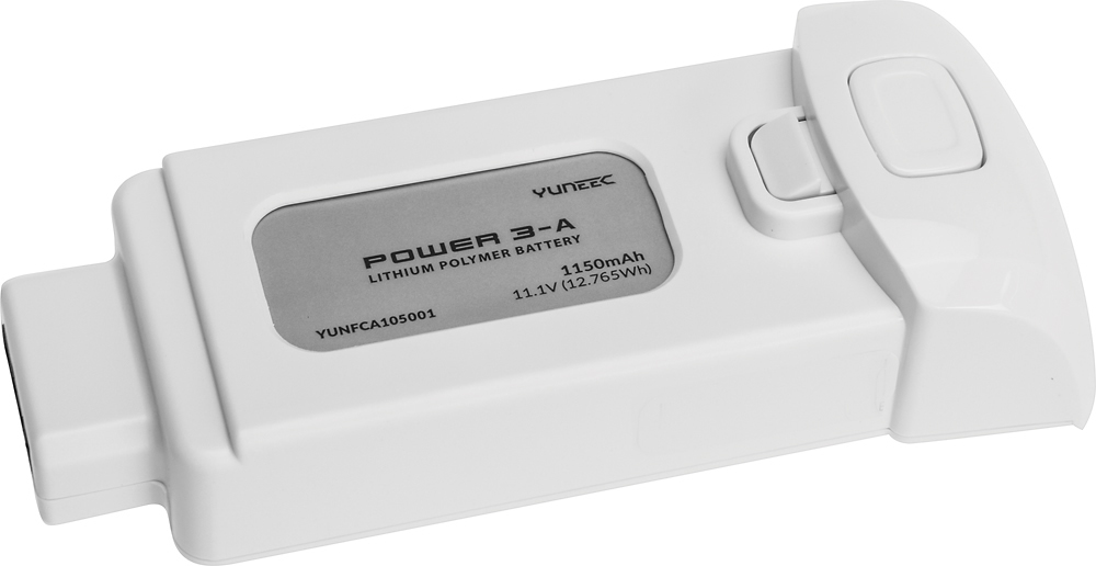 YUNEEC YUNFCA105001 Lithium- Polymer Battery for Yuneec Breeze Quadcopter