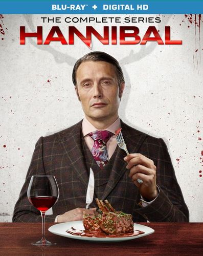 Hannibal: The Complete Series - Seasons 1-3 [Blu-ray] [9 Discs] 5657517