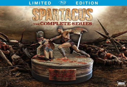 Spartacus: The Complete Series [Limited Edition] [13 Discs] [Blu-ray] 5660024