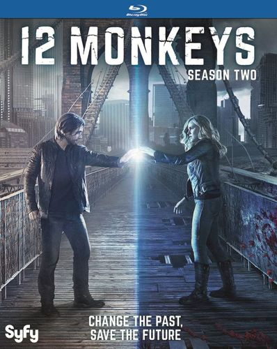 12 Monkeys: Season Two [Blu-ray] [3 Discs] 5661506