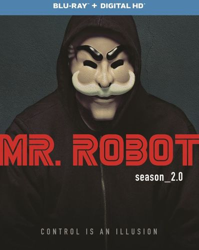 Mr. Robot: Season 2 [Includes Digital Copy] [UltraViolet] [Blu-ray] [3 Discs] 5661507