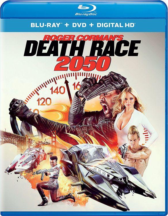 Roger Corman's Death Race 2050 [Blu-ray/DVD] [2 Discs] [2016] 5661510